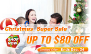 Christmas Super Sale Up To 80% off