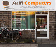 A&M Computers - PC`s,  Laptops,  Tablets service and support