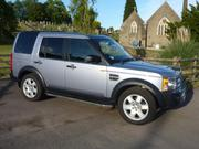 Land Rover 2008 2008 08 Land Rover Discovery