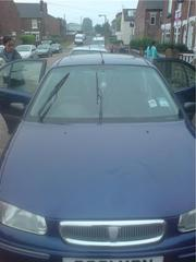 for sale rover 200 si