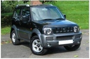 Suzuki Jimny,  '06 Plate,  ***LOW MILEAGE*** excellent condition